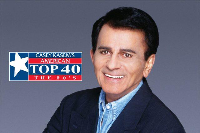 Casey Kasem top 40