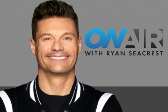 on air Ryan Seacrest