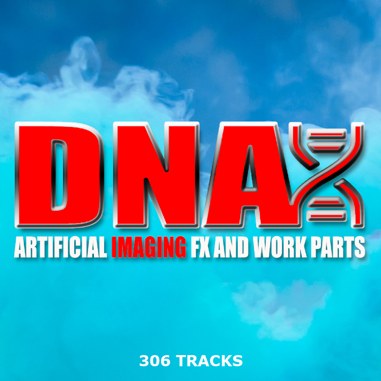 DNA imaging library