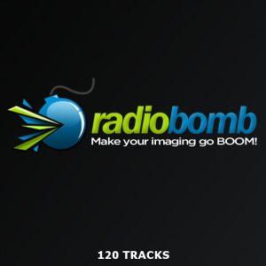 radio bomb imaging library