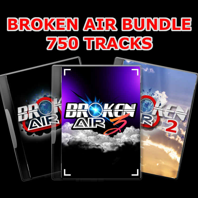 broken air bundle imaging library