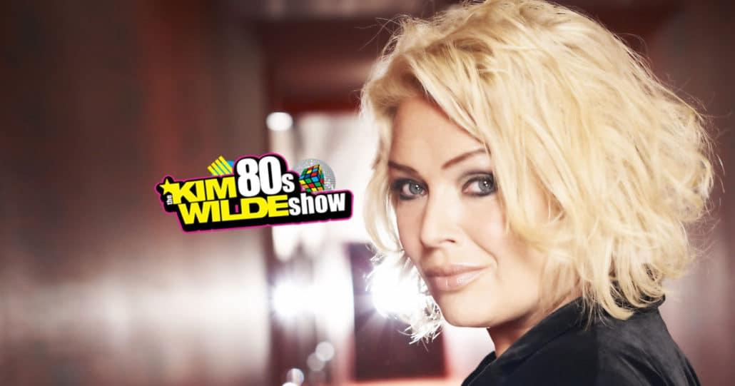 kim wilde 80s show